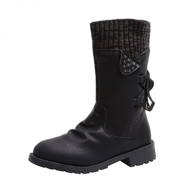Women Suede Boots