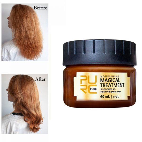 PURC Magical keratin Hair Treatment Mask