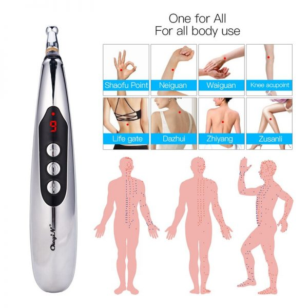 Portable Electronic Acupuncture Pen