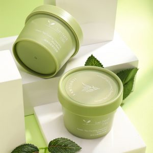 Deep Cleansing and Oil Control Green Tea Face Mask