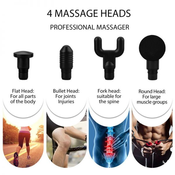 Mini Electric Massage Gun