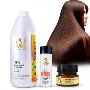 At Home 30 Minutes Keratin Treatment