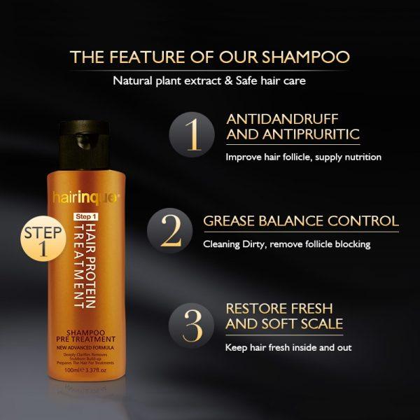 Brazilian Keratin Hair Repair Treatment Kit