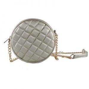 Retro Chain Small Round Shoulder Bag