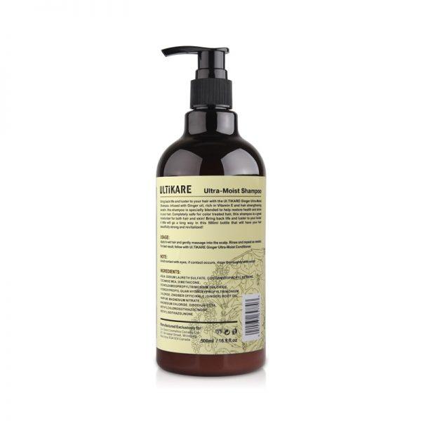 Ginger Ultra - Moist Shampoo