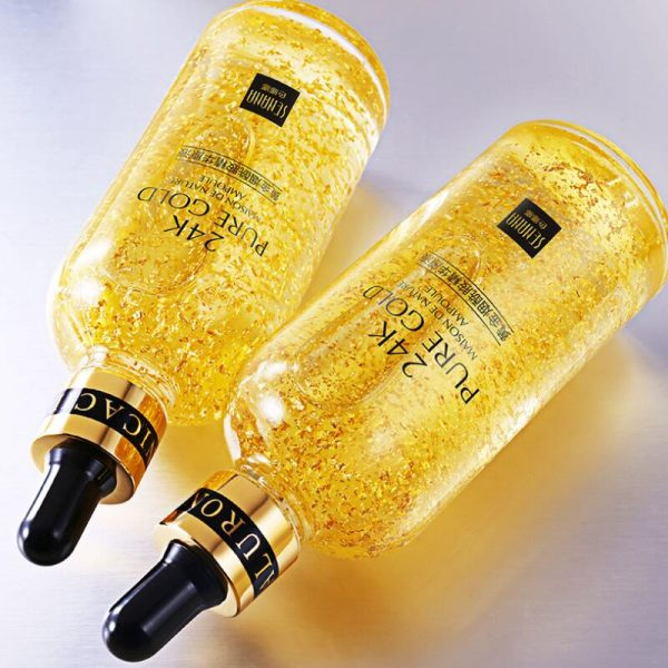 24K Pure Gold Anti-Aging Serum