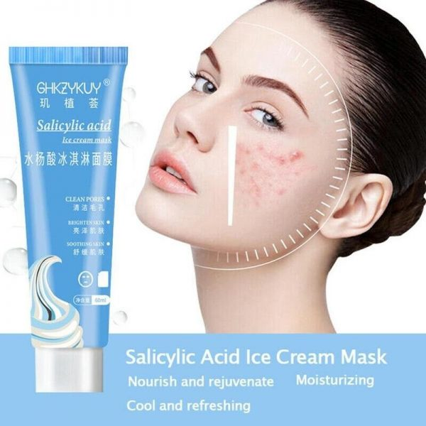 Salicylic Acid Ice Cream Moisturizing Mask 60gm
