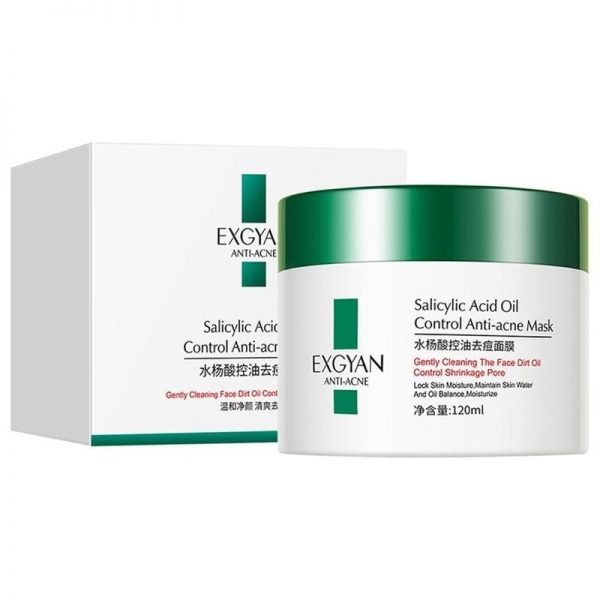 Salicylic Acid Oil Control Anti-Acne Mask 120ml