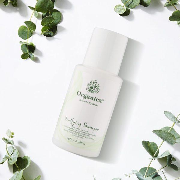 Organica Purifying Shampoo - Magical Vitamins Treatment
