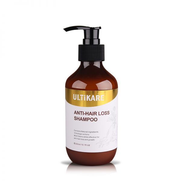 Anti Hair Loss Shampoo With Blue Copper Peptide
